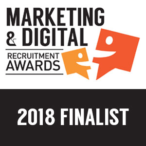 Marketing and Digital Recruitment Awards 2018